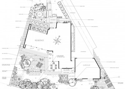 Example Blueprint Landscape Design